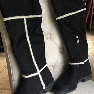 Charles by Charles David Over the Knee Boot New